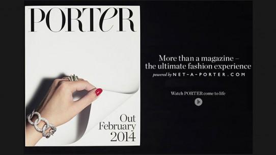 netaporter.com blir magasinet Porter