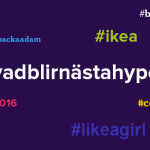 hashtags drev