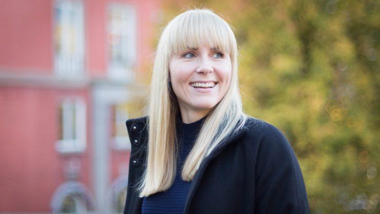 Clara Grelsson cyborg
